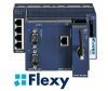 FLEXY202 - Industrieller Breitband VPN Router mit 1x LAN + 1x RS232/422/485